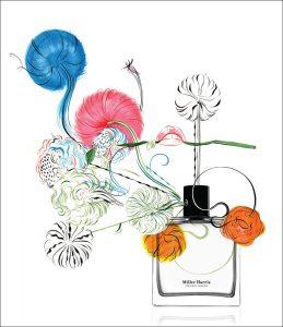 Miller Harris parfum bij Paul Zwolinski